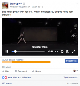 360 Video Case Study | Digital Advertising | Magnifyre