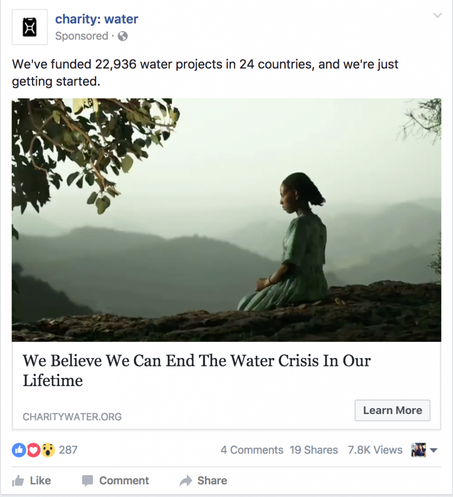 Facebook Retargeting | Nonprofit Marketing | Magnifyre